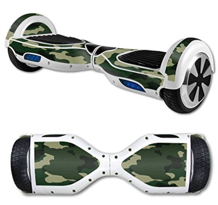 Protective & Decorative Hoverboard Decals
