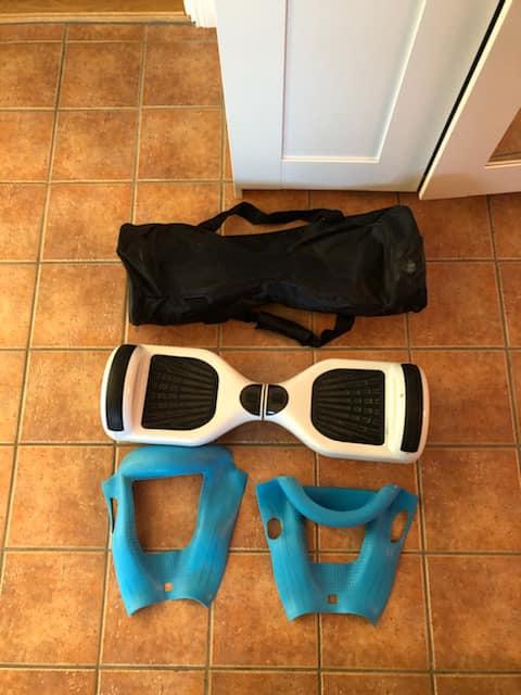 Hoverboard Skin