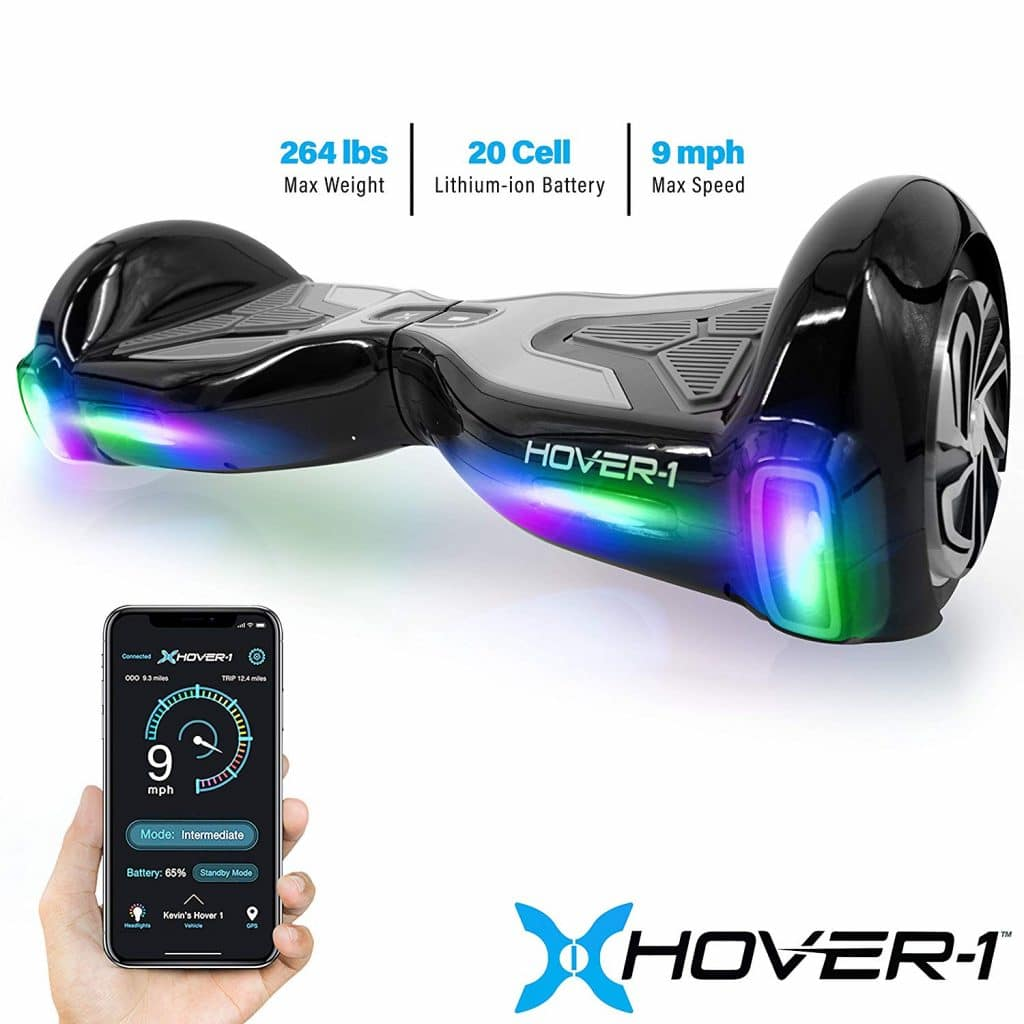 Hover-1 Freedom Hoverboard Review