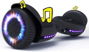 Tomoloo Music Hoverboard