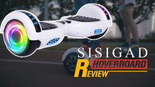 Sisigad Hoverboard Review -Best Guide for the Customers