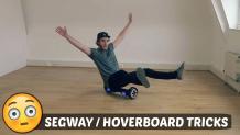 COOL HOVERBOARD TRICKS