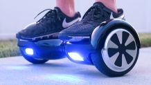 Are Hoverboards Illegal ?